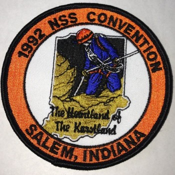 1992 NSS Convention Salem Patch - Product Image