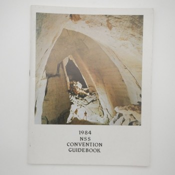 1984 Convention Guidebook  (Wyoming 1984) - Product Image