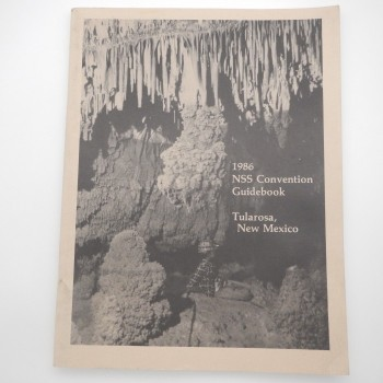 1986 Convention Guidebook  (New Mexico 1986) - Product Image