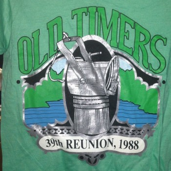 1988 OTR Short Sleeve Shirt Light Green - Product Image