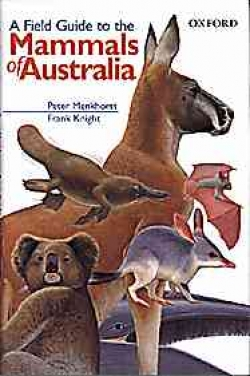 A Field Guide to the Mammals of Australia - Product Image