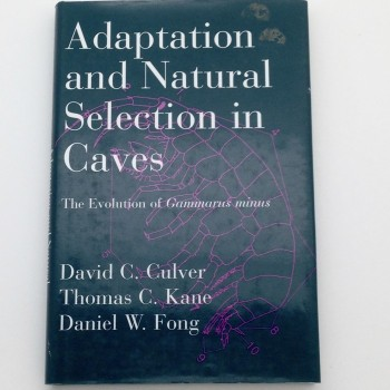 Adaptation And Natural Selection In Caves - Product Image