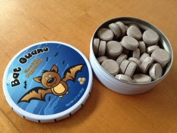 Bat Guano Chocolate Peppermints - Product Image