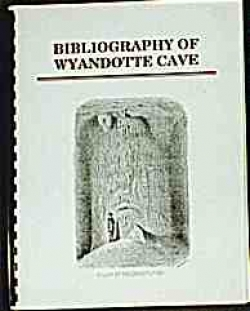 Bibliography Of Wyandotte Cave - Product Image