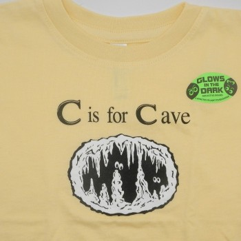 C is for Cave Infant Tee - Product Image