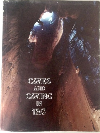 Caves andCaving in TAG (1989 NSS Tennessee) SOLD - Product Image