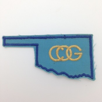 Central Oklahoma Grotto Patch - Product Image