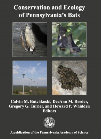 Ecology and Conservation of Pennsylvania's Bats in a Time of Crisis - Product Image