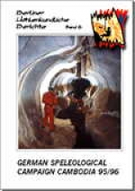 German speleological campaign Cambodia 95/96, BHB Vol. 6 - Product Image
