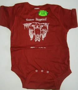 Guano Happens Infant Creeper - Product Image