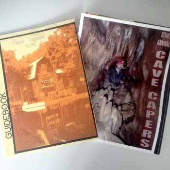 Indiana Cave Capers Guidebooks - Product Image