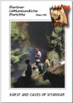 Karst and Caves of Myanmar, BHB Vol. 39 SPECIAL ORDER ITEM - Product Image