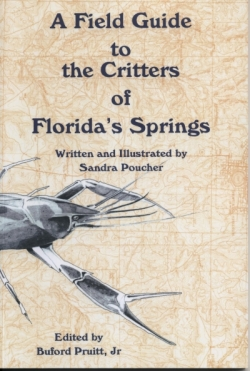 A Field Guide to the Critters of Florida's Springs - Product Image