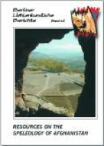 Resources on the Speleology of Afghanistan, BHB Vol. 14 - Product Image