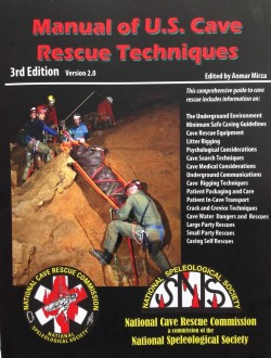 Manual Of U.S. Cave Rescue Techniques, 3rd Ed. - Product Image