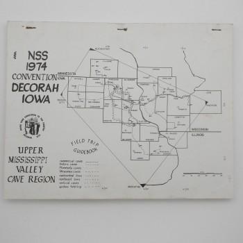 NSS 1974 Convention Decorah Iowa - Product Image