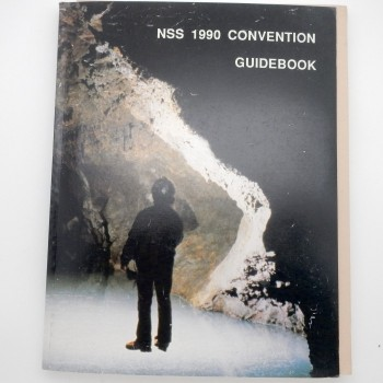 NSS 1990 Convention Guidebook  (California 1990) - Product Image