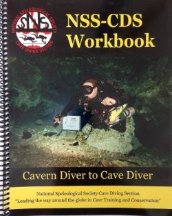 NSS-CDS Workbook  Cavern Diver to Cave Diver - Product Image