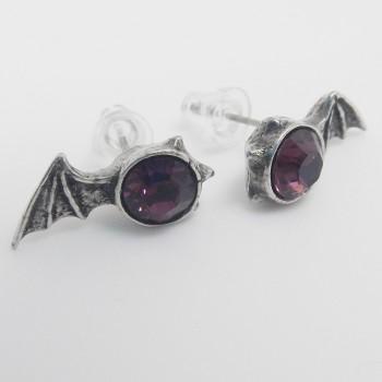 Night Wings Earrings - Product Image