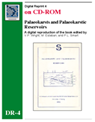 Palaeokarsts and Palaeokarstic Reservoirs Digital Reprint 4 - Product Image