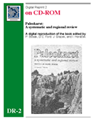 Paleokarst: A systematic and regional view Digital Reprint 2 - Product Image