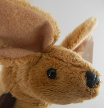 Plush Big Eared Freetail Bat - Product Image