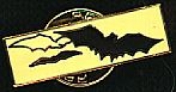 The Bat Sticker in a Pin - Product Image