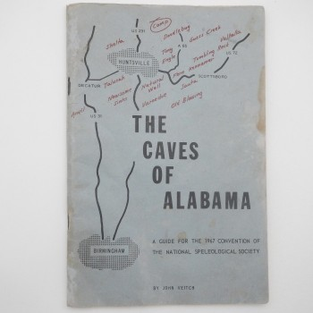 The Caves Of Alabama (Alabama 1967) - Product Image