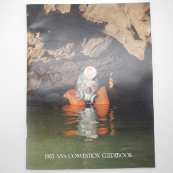 The Caves Of Southeast Kentucky  (Kentucky 1985) - Product Image