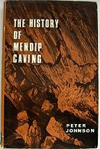 The History Of Mendip Caving - Product Image