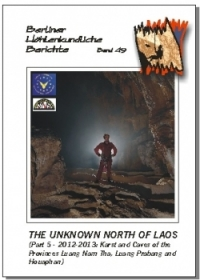 The Unknown North of Laos. Part 5 BHB Volume 49 - Product Image