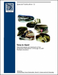 Time in Karst Special Publication 12 - Product Image