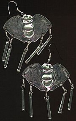 Tin Dangles from Thailand - Product Image