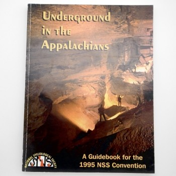 Underground In The Appalachians  (Virginia 1995) SOLD - Product Image
