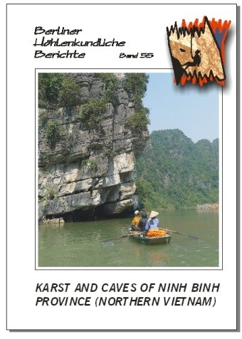 Karst And Caves Of Ninh Binh Province (Northern Vietnam). BHB  Volume 55. - Product Image