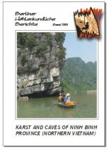 Karst And Caves Of Ninh Binh Province (Northern Vietnam). BHB  Volume 55. - Product Image