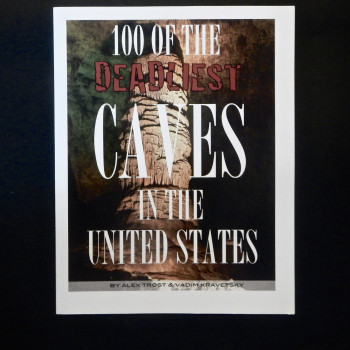 100 Of The Deadliest Caves In The United States (Warning: Scam publication not about caves) - Product Image