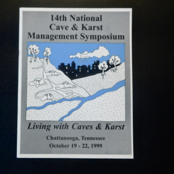 14th National Cave and Karst Management Symposium, Living with Caves and Karst, 1999 - Product Image