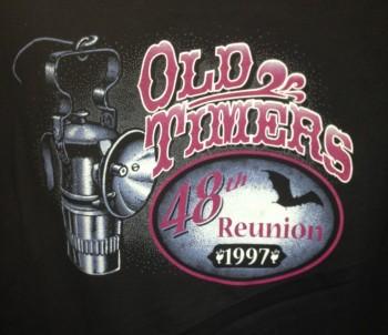 1997 OTR Long Sleeve Shirt Black - Product Image