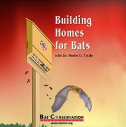Building Homes for Bats DVD - Product Image