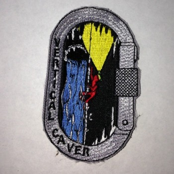 Vertical Caver Patch - Product Image