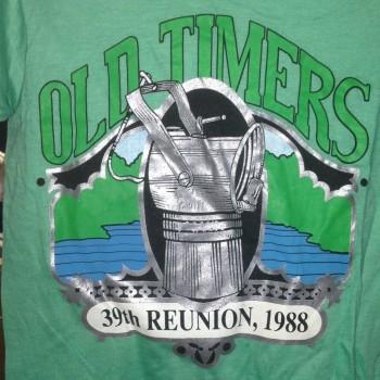 1988 OTR Short Sleeve Shirt Light Green - Product Image