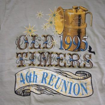 1995 OTR Short Sleeve Shirt Natural - Product Image