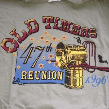 1996 OTR Long Sleeve Shirt Kahki - Product Image