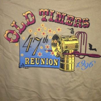 1996 OTR Short Sleeve Shirt Mud Brown - Product Image