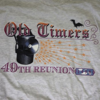 1998 OTR Short Sleeve Shirt Gray - Product Image