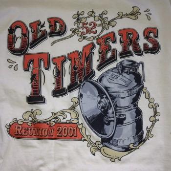 2001 OTR Long Sleeve Shirt Natural - Product Image