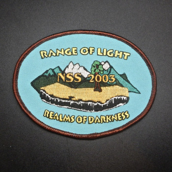2003 NSS Convention Range of Light Patch (or pin) - Product Image