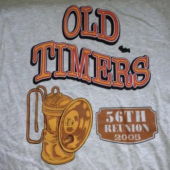 2005 OTR Long Sleeve Shirt Gray - Product Image