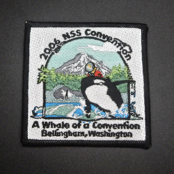2006 NSS Convention Bellingham WA (or pin) - Product Image